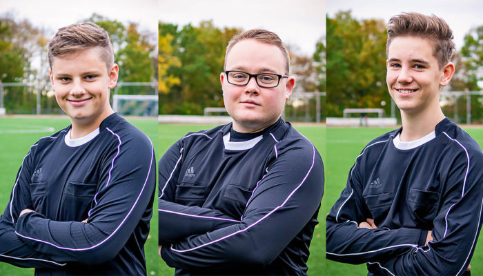 Henning Erik Rohlfs, Lars Tagge, Raimo Felix
